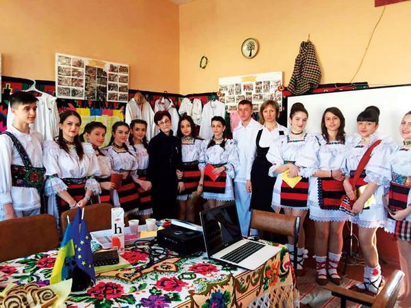 Învăţătorii de azi de la sate